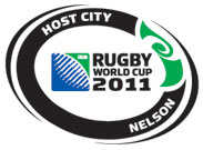 Nelson - Host City for RWC 2011