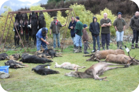 2009 Pig and Deer Hunting Competition